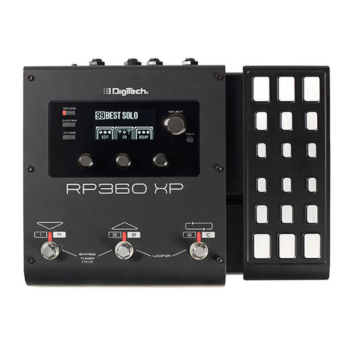 DigiTech RP360XP Guitar Processor with Expression Pedal and USB