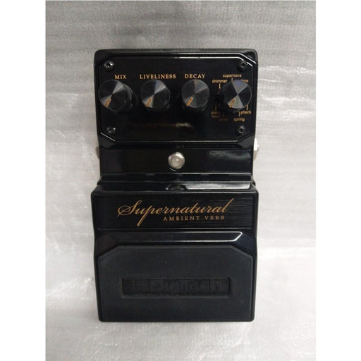 Digitech Supernatural Ambient Stereo Reverb Pedal - Open Box B Stock