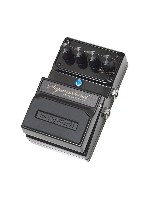 Digitech Supernatural Ambient Stereo Reverb Pedal