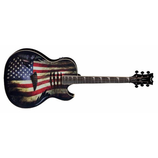 Dean Dave Mustaine Mako Glory Acoustic Electric Guitar