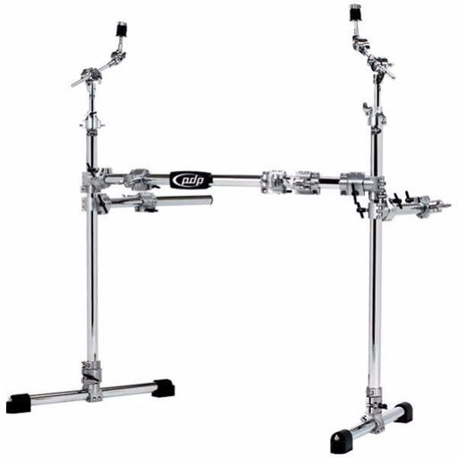 Dw Drum Workshop Chrome Plated Steel Drum Rack Package