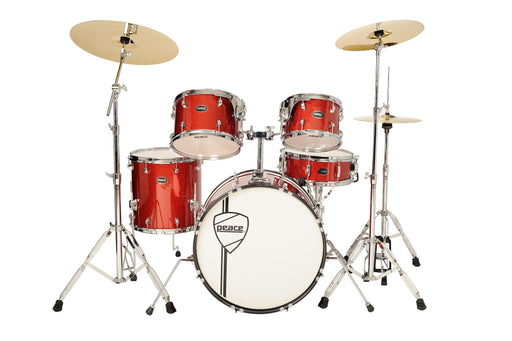 Peace Drums X4 Series Acoustic Drum Kit
