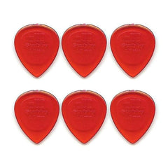 Dunlop 4740 Stubby Jazz Guitar Picks - Set of 6