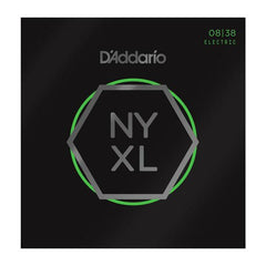 D'Addario NYXL0838 Electric Guitar Strings - Extra Super Light 08-38