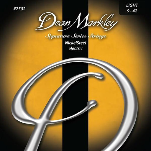 Dean Markley 2502 Electric Guitar Strings - Light NickelSteel
