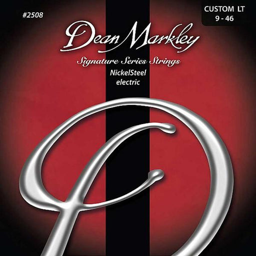Dean Markley 2508 Electric Guitar Strings - Custom Light NickelSteel