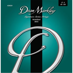 Dean Markley 2602A NickelSteel Bass Guitar Strings - 4-String 40-100