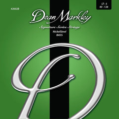 Dean Markley 2602B NickelSteel Bass Guitar Strings - 5-String 40-128