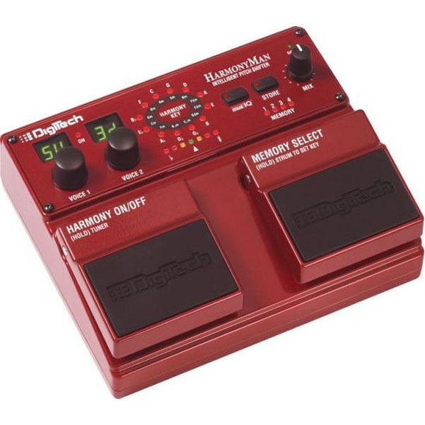 DigiTech HM2 HarmonyMan Intelligent Pitch Shifter Guitar Effects Pedal