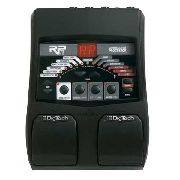 DigiTech RP70 Guitar Multi Effect Processor