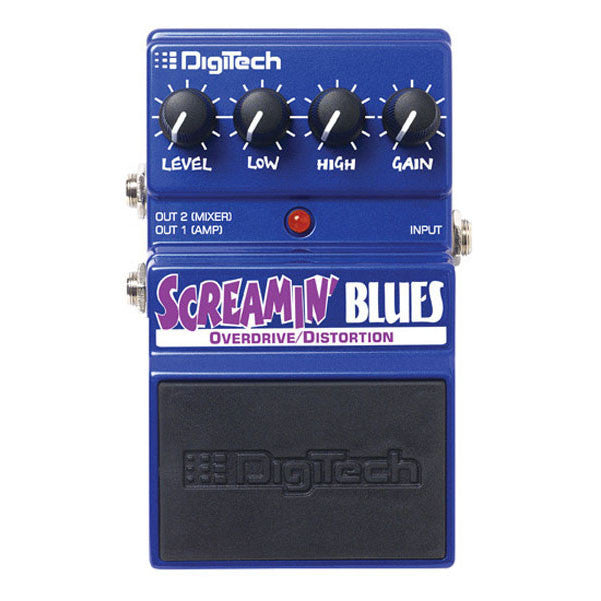 bajaao com buy digitech screamin 39 blues guitar effects pedal online india musical instruments. Black Bedroom Furniture Sets. Home Design Ideas