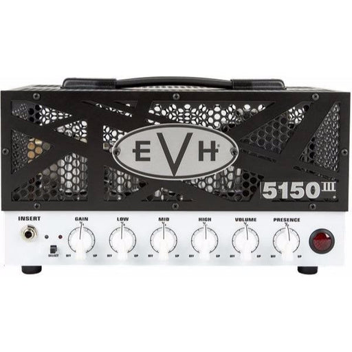 EVH 5150III 15Watt LBX Lunchbox Guitar Amplifier Head