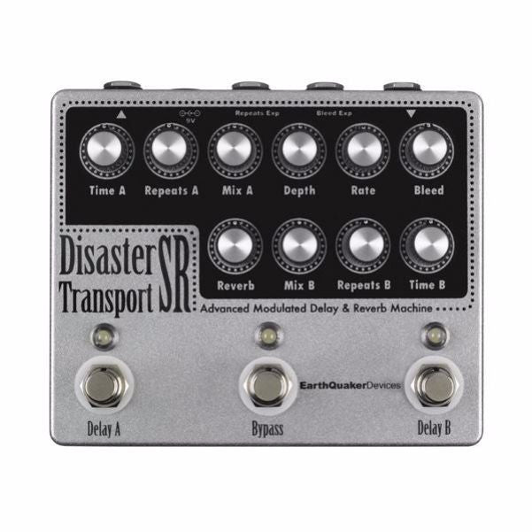 Earthquaker Devices Disaster Transport SR Guitar Effects Pedal