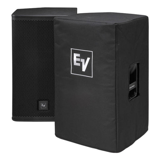Electro-Voice ELX112-CVR Padded Protective Speaker Cover - Black with EV Logo