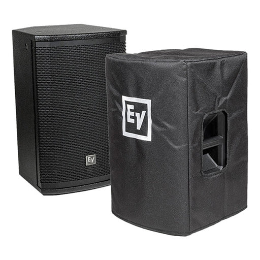 Electro-Voice ETX-15P-CVR Padded Speaker Cover - Black with EV Logo