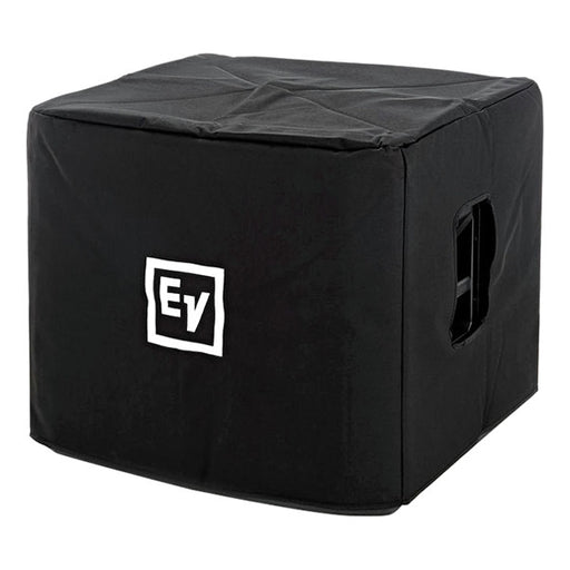Electro-Voice EKX-18S-CVR Active Padded Protective Speaker Cover - Black with EV Logo