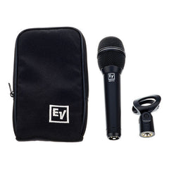 Electro-Voice ND86 Dynamic Vocal Microphone - Black Polyurethane Paint