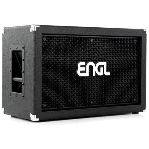 Engl E212VH Pro Horizontal Straight Guitar Speaker Cabinet - Black