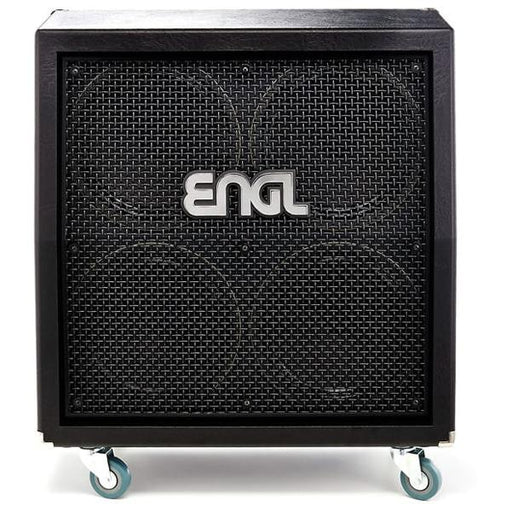 Engl E412VS Pro Guitar Speaker Cabinet - Black