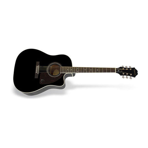Epiphone, Acoustic-Electric Guitar, AJ-220SCE -Ebony EE2SEBNH3