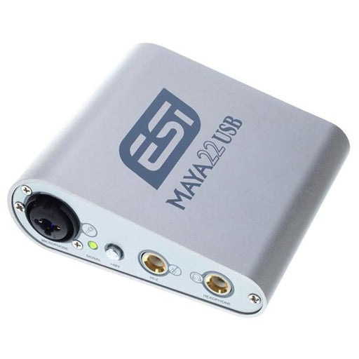 ESI Maya22 USB 24-bit USB Audio Interface