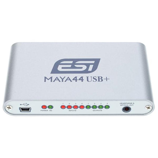 ESI Maya44 USB PLUS 4in-4out USB Audio Interface