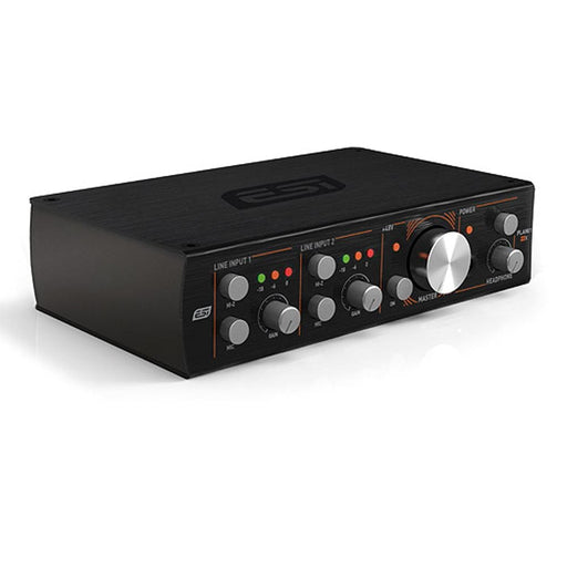 ESI Planet 22x 24-Bit Advanced Audio Interface with Dante Protocol-1