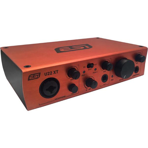 ESI U22 XT Professional 24 bit USB Audio Interface