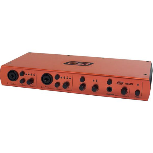 ESI U86 XT Professional 24 bit USB 2.0 Audio Interface