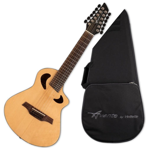 ESP AG12 Electro Acoustic Guitar With Bag
