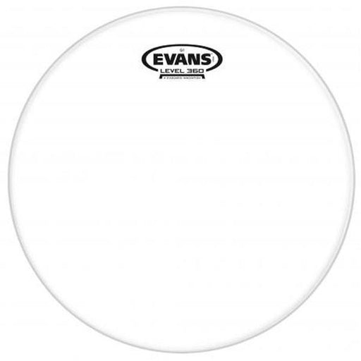"Evans 13"" Genera G1 Clear Head"
