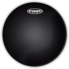 Evans TT13CHR Drum Head - Black Chrome 13