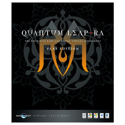 EastWest Quantum Leap RA Virtual Instrument Downloadable Software & Plug-in - Play Edition