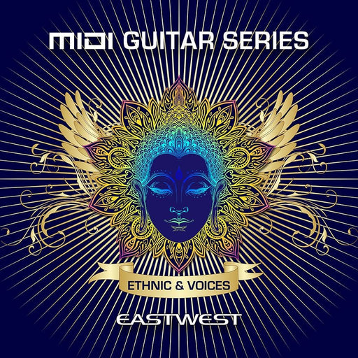 EastWest MIDI Guitar Series Ethnic & Voices Downloaded Software & Plug-in