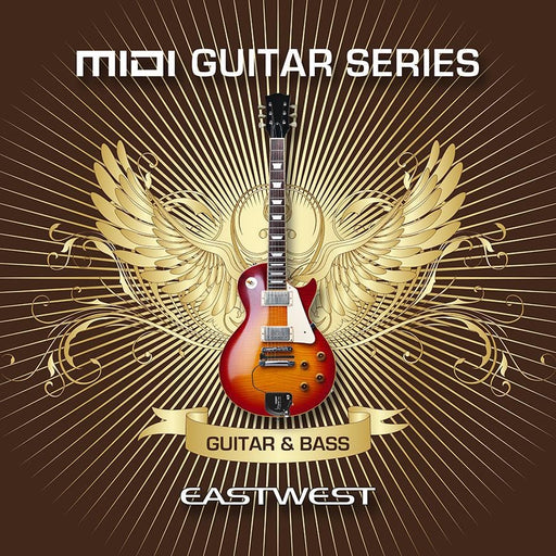 EastWest MIDI Guitar Series Guitar & Bass Downloadable Software & Plug-in