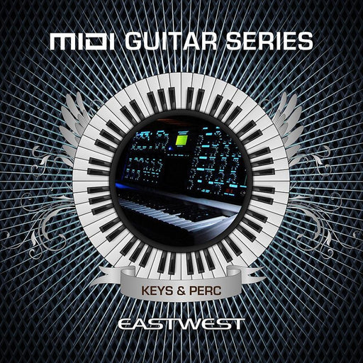 EastWest MIDI Guitar Series Keyboards & Percussion Downloadable Software & Plug-in