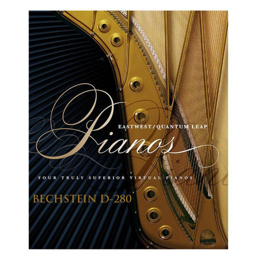 EastWest BECHSTEIN D280 Pianos Virtual Instrument Downloadable Software & Plug-in - Gold