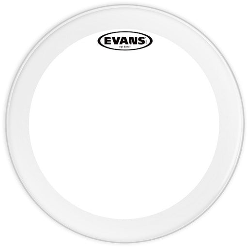 "Evans BD20GB3 EQ3 Clear Bass Batter Drumhead (20"")"