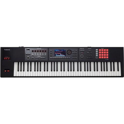 Roland FA-07 76-Key Workstation MIDI Keyboard