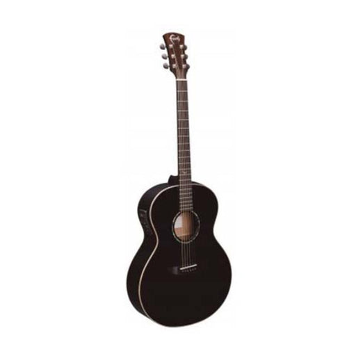 Faith Apollo FANE Neptune Baby Jumbo Electro Acoustic Guitar - Black