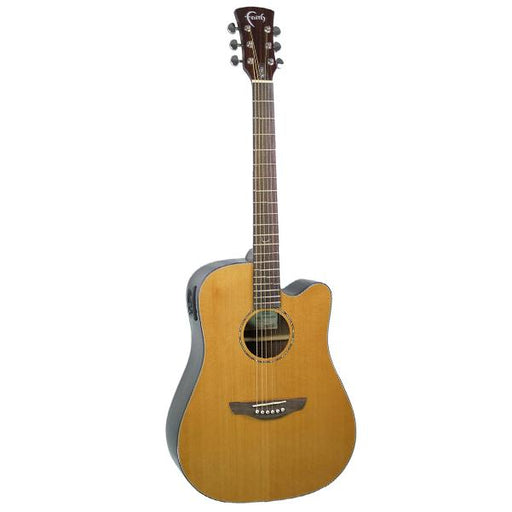 Faith Apollo FASCE Saturn Cut/Electro Cedar/Amara Electro Acoustic Guitar