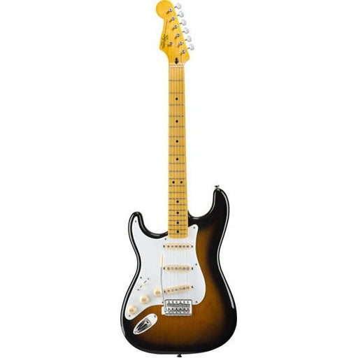 Squier by Fender Classic Vibe Stratocaster '50s, Left Handed, Maple Fretboard - 2-Tone Sunburst