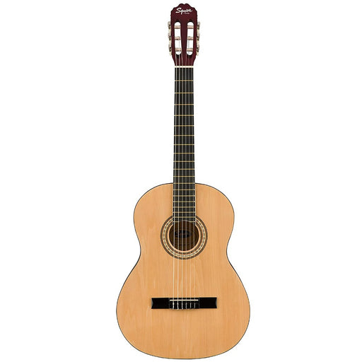Fender Squier SA-150N Nylon 6-String Acoustic Classical Guitar - Natural