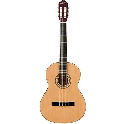 Fender Squier SA-150N Nylon 6-String Acoustic Classical Guitar - Natural - Open Box