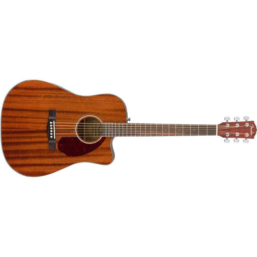 Fender CD140SCE-ALL Electro Acoustic Guitar with Case - Mahogany