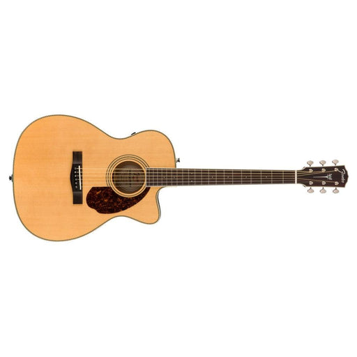 Fender Paramount PM-3 Standard Triple-0 Natural Acoustic Guitar