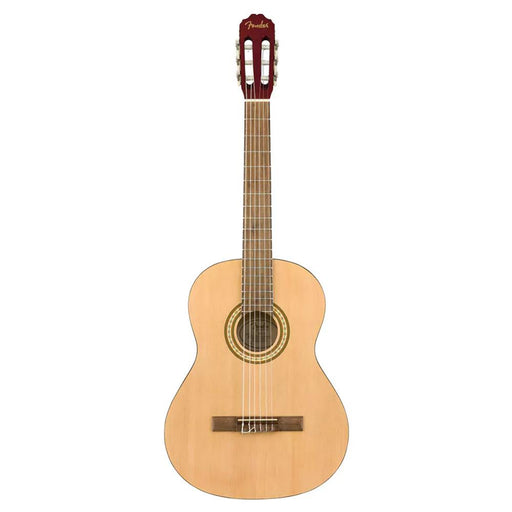 Fender FC-1 Iconic 6 String Classical Guitar - Walnut Fretboard - Natural