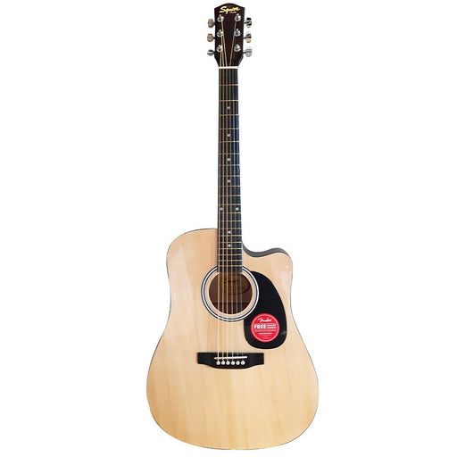 Fender Squier SA-150C Dreadnought Acoustic Guitar