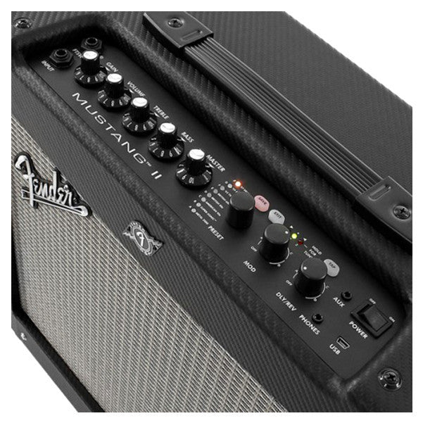 buy fender mustang ii v2 40w 1x12 guitar modeling amplifier online bajaao. Black Bedroom Furniture Sets. Home Design Ideas