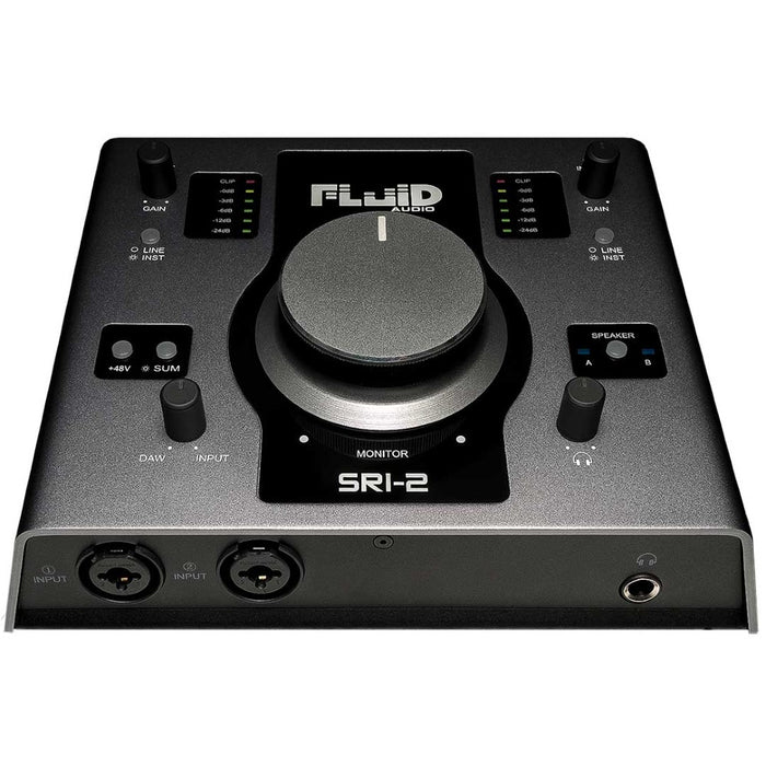 Fluid Audio SRI-2 2x2 USB Audio Interface